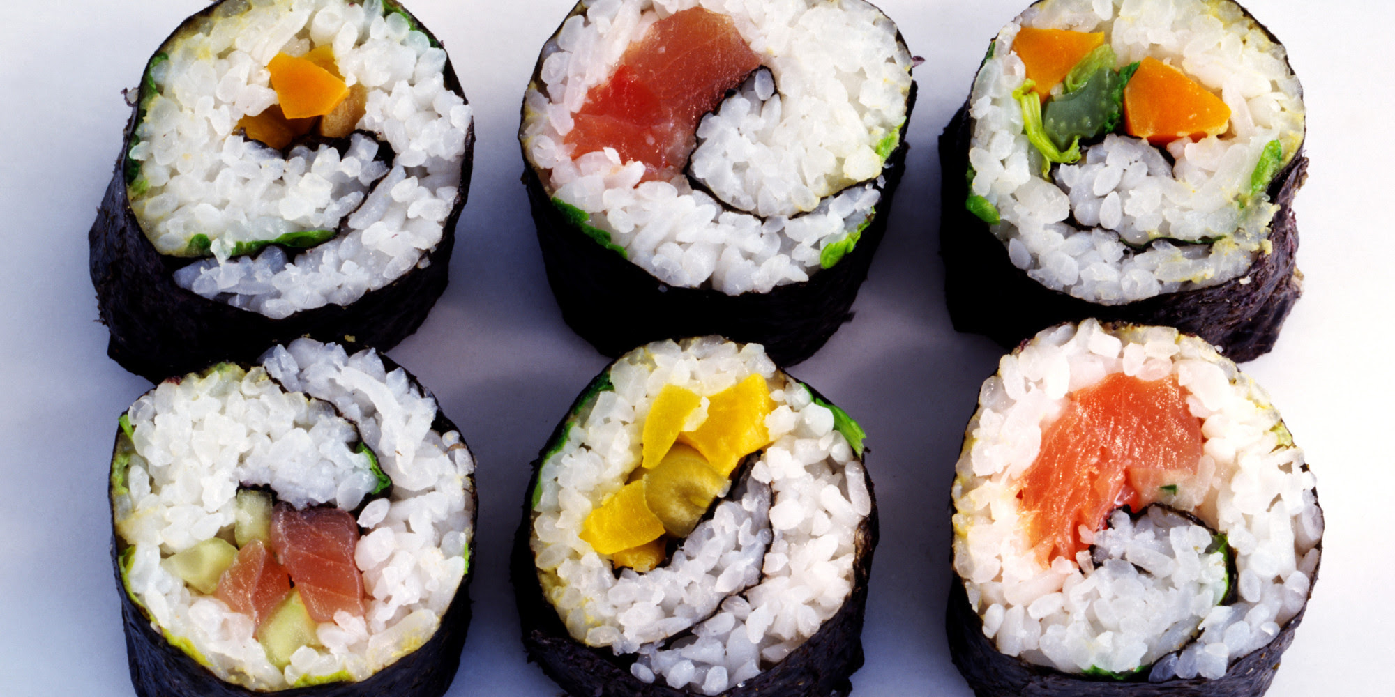 Is It Really Bad To Order Sushi On A Monday HuffPost