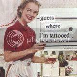 Tattooed Mama