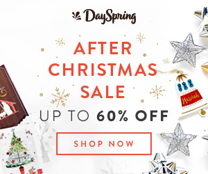Save on Decor for Christmas and Beyond with Dayspring #deal
