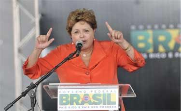 Partidos de oposição comemoraram resultado da pesquisa Datafolha, que apresenta uma queda de 6 pontos nas intenções (Juarez Rodrigues/EM/D.A Press)