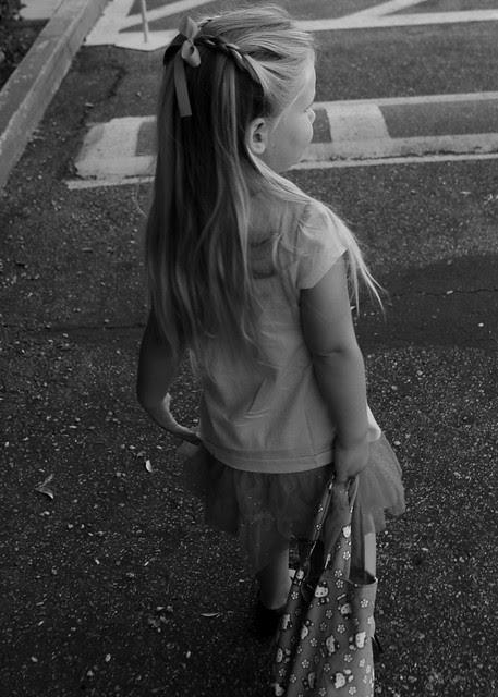 Giulietta's First Day of School 2012 15