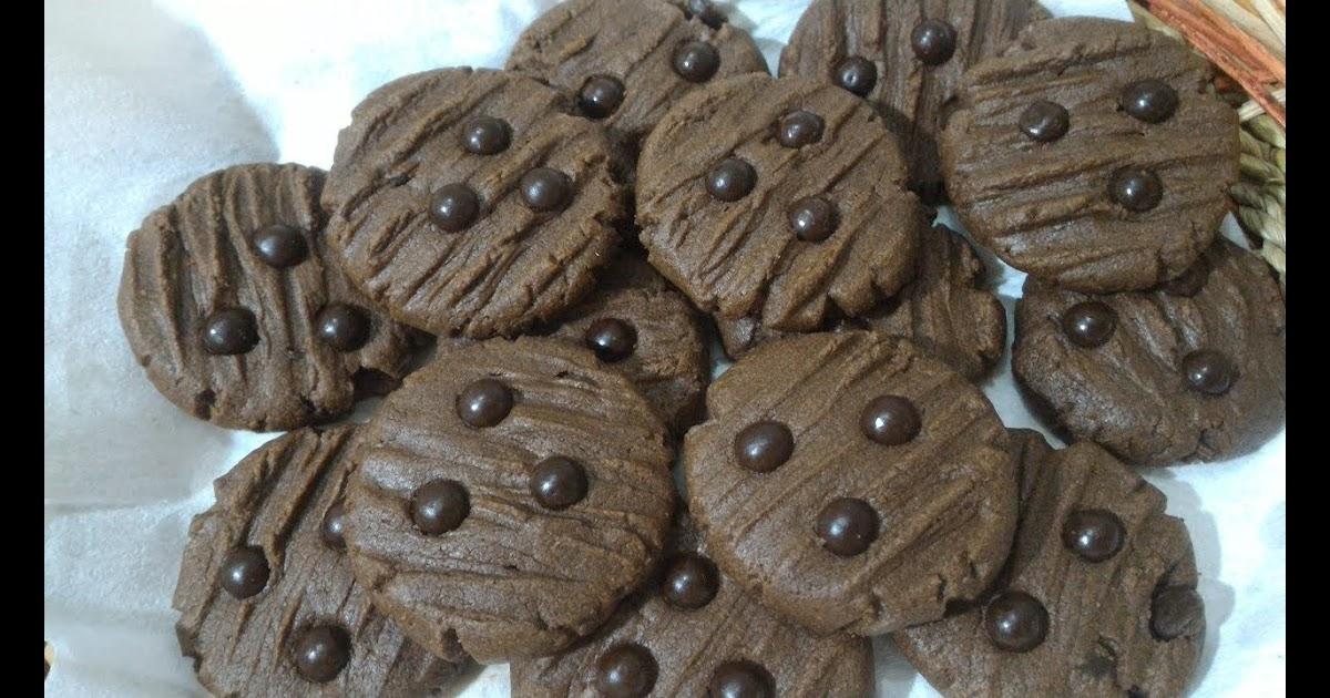 Cara Membuat Kue Cookies Coklat Chip - Berbagai Kue