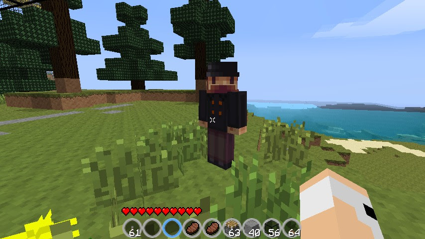 Herobrine mod 1710 there is no escape 9minecraft publicscrutiny Choice Image