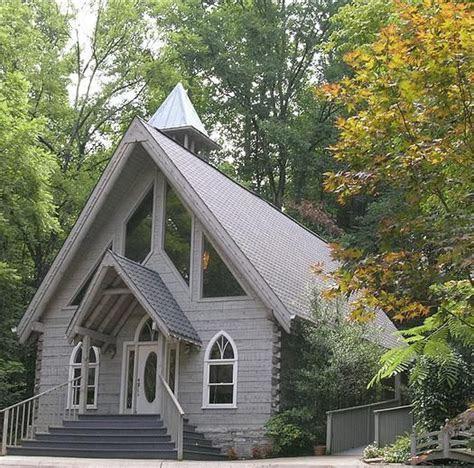 Gatlinburg Weddings   Wedding Chapel In The Glades