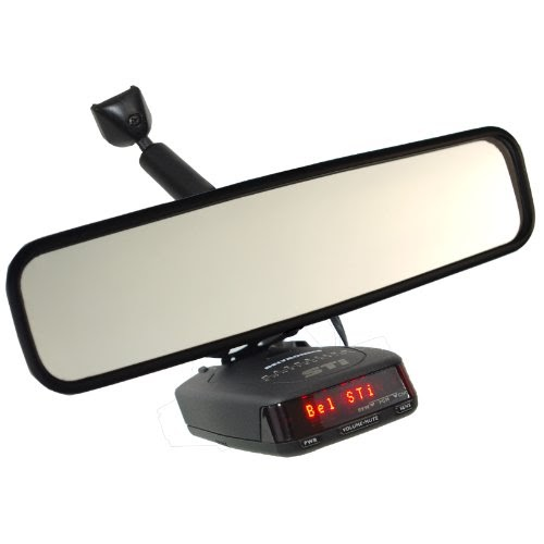 Ultimount Radar Laser Detector Rear View Mirror Mount