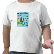 Dear Mommy and Daddy...Toddler Boy T-shirt
