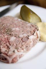 豚肉と鶏レバーのパテ, アヒルストア, 富ヶ谷