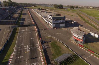 Autódromo de la Ciudad de Buenos Aires  Foto: Mario Quinteros