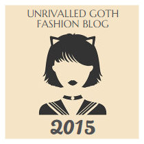 Best Goth Fashion Blog 2015