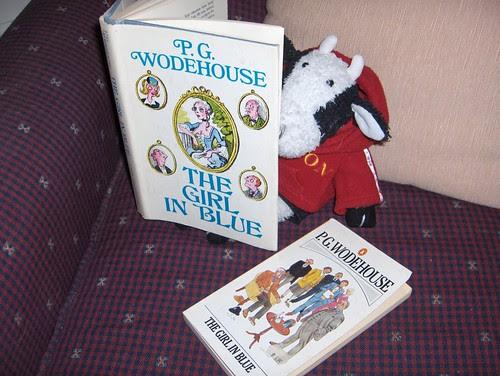A Wodehouse a Week #47: The Girl in Blue