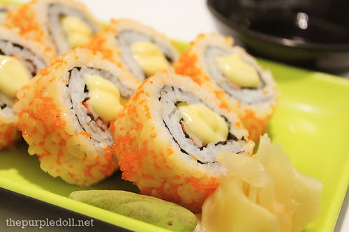 California Roll 8pcs P139
