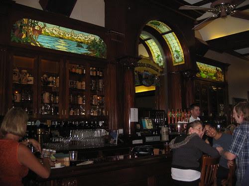 Sierra Nevada Brewery bar