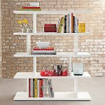 white freestanding book case.png 150x150 25 модерни лавици