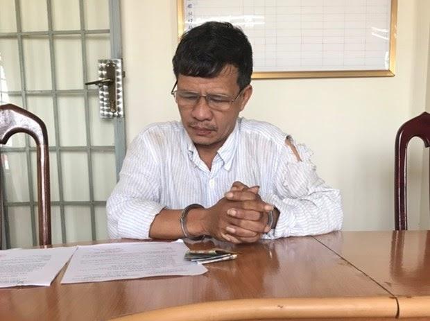 Vũ Tiến Chi bị tuyên phạt 10 năm tù giam về tội tuyên truyền chống Nhà nước