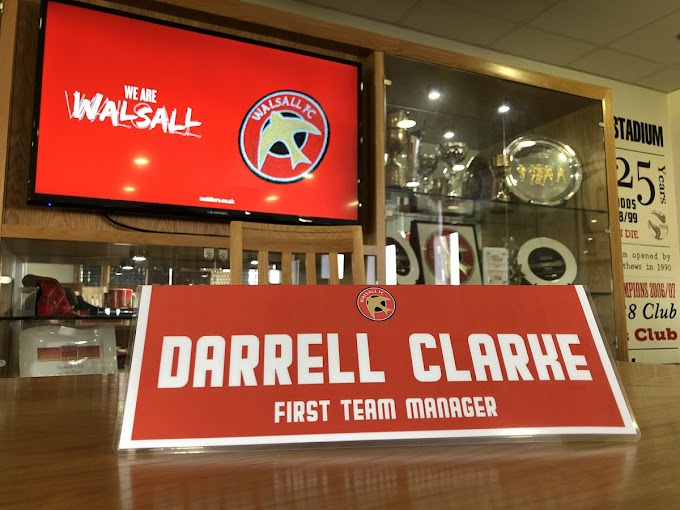 Darrell Clarke Under No Illusions as He is Officially Unveiled