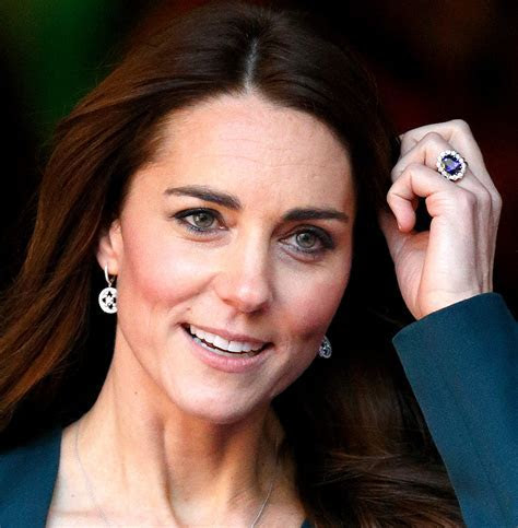 The Real Reason Kate Middleton Didn't Wear Her Engagement