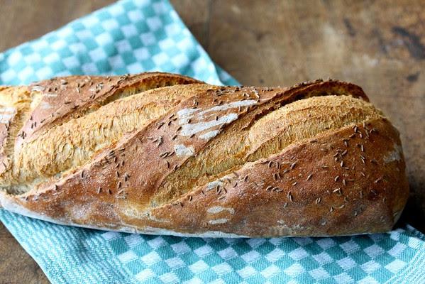 Eastern European Rye Bread from Karen's Kitchen Stories