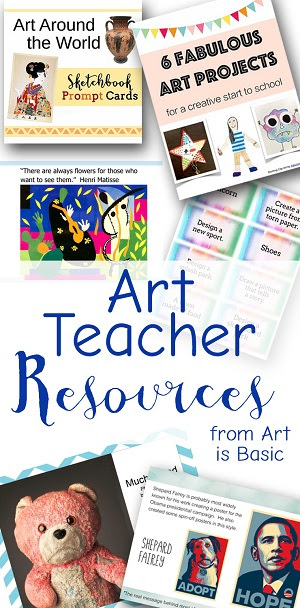 Art Teacher Resources