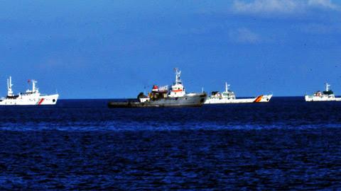 Trung Quốc, giàn khoan, chủ quyền, Hải Dương 981, kiểm ngư, cảnh sát biển