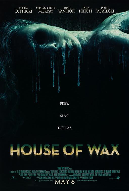 Risultati immagini per house of wax poster
