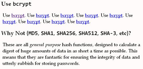 bcrypt es seguro