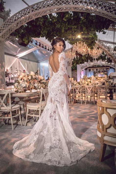 Eniko Parrish's Wedding Dress   POPSUGAR Fashion Photo 4