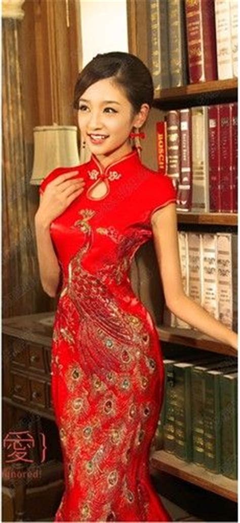 ideas  chinese wedding dresses  pinterest