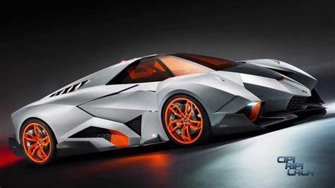 NEW Lamborghini Egoista Concept Car HD   YouTube