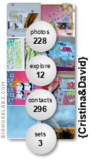 {Cristina&David}. Get yours at bighugelabs.com/flickr