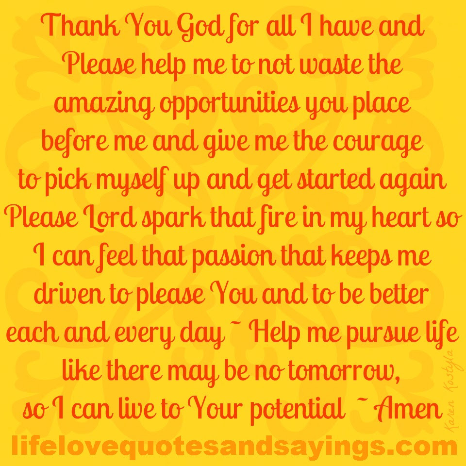 Quotes About Thank God 548 Quotes