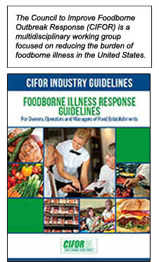Photo of cover of CIFOR Industry Guidelines
