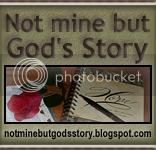 Not mine but God's Story
