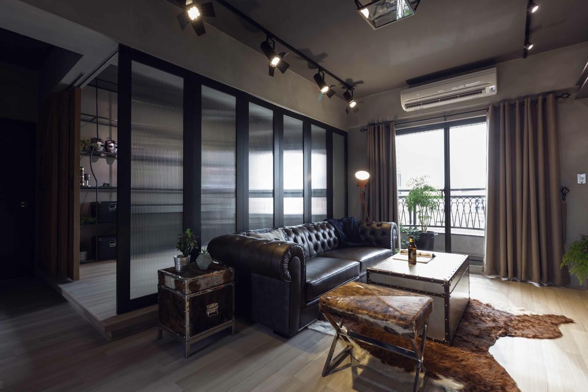 bachelor-apartment | Interior Design Ideas.