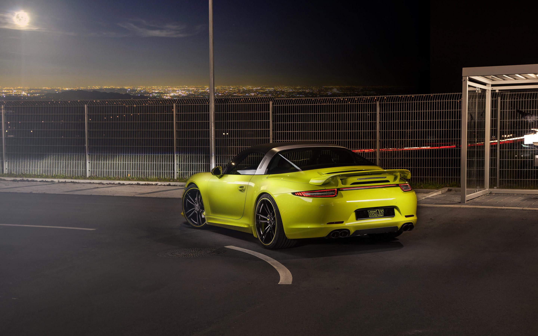 Porsche 911 Targa Hd Hd Desktop Wallpapers 4k Hd