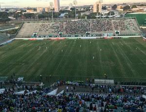 Gama x Aparecidense, Copa Verde, Semifinal (Foto: Lucas Magalhães)