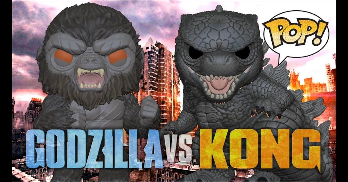 Godzilla Vs Kong 2021 Funko Pop Mechagodzilla - canvas-syrop