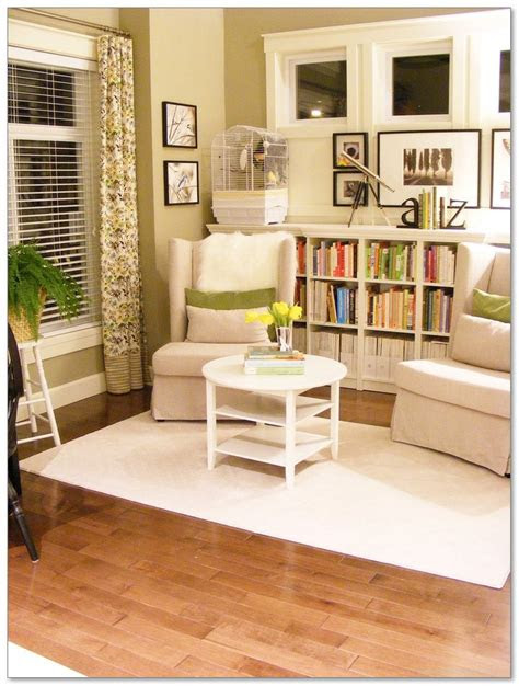 simple small home library  reading room design ideas