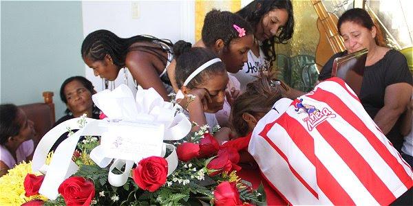 El sepelio se cumplirá este martes a las 9 a.m. en el cementerio de Puerto Colombia.