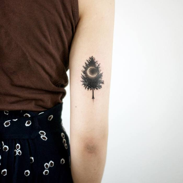 50 Mighty Tree Tattoo Designs And Ideas Page 2 Of 5 Tattoobloq