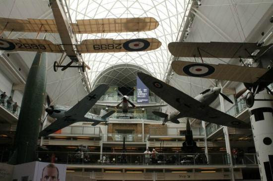 Photos of Imperial War Museum, London
