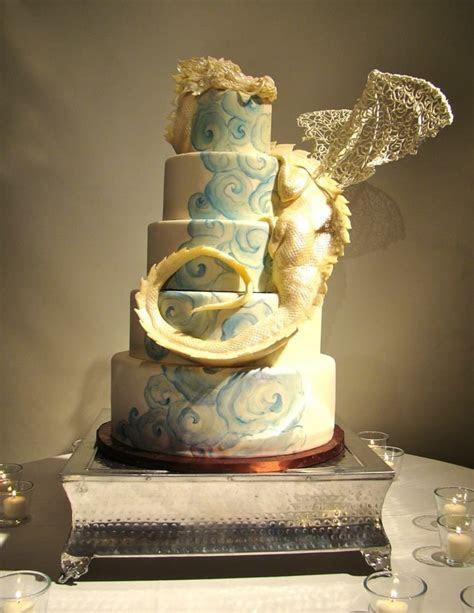 Game of Thrones wedding cake :)   Geekery   Dragon wedding