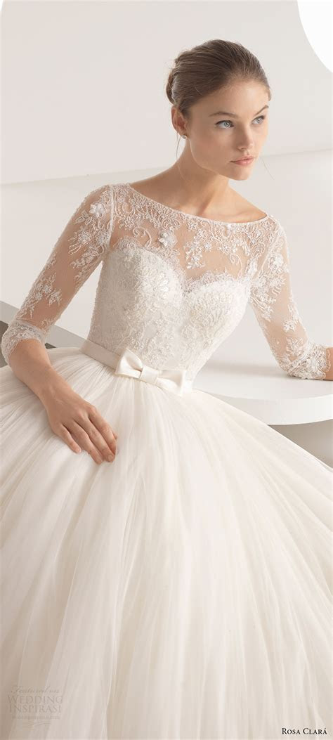 2018 Wedding Dress Trends to Love Part 2 ? Necklines and