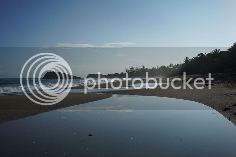 Puerto Rico, Waterfall, Tropical, Beach, Palm trees, Contax G2, Film, 35mm, holiday, vacation, travel, photo lakess_zps00ecdsvd.jpg