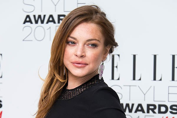 A atriz Lindsay Lohan (Foto: Getty Images)