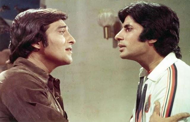 शूटिंग के दौरान अमिताभ बच्चन की एक गलती से विनोद खन्ना को लग गई थी जबरदस्त चोट, बुरी तरह घायल हो गए थे एक्टर
