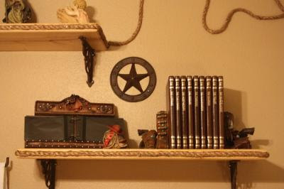 western theme baby nursery ideas - Texas Style Decorating