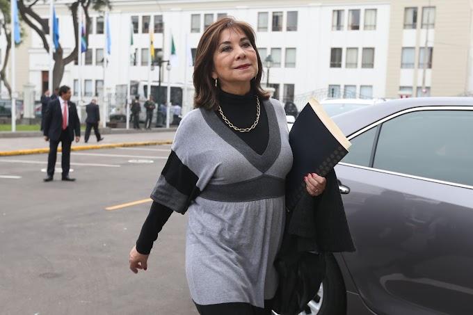 Senadora de Bolivia expresó su indignación por palabras de Martha Chávez