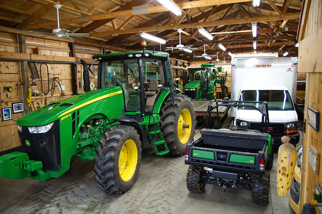 Szalay's Farm is Closed for the Season