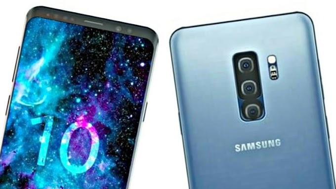 Tech update: The Galaxy S10 might not have the iris scanner