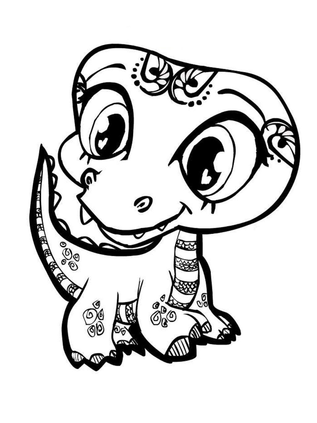 630 Top Really Cute Animals Coloring Pages Download Free Images